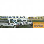 ambulance des lacs logo